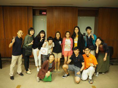 SVシンガポール 学生参加者からの報告1