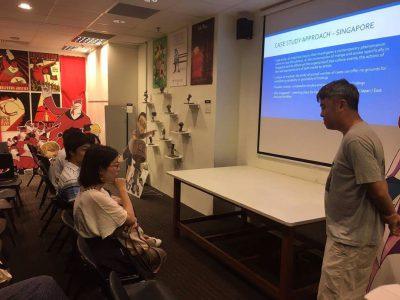 ショートビジット(SV)プログラムinシンガポール