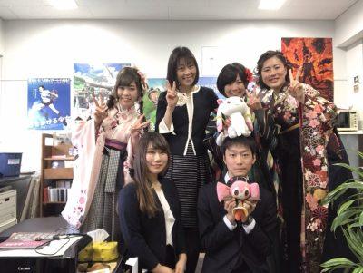 ぽぷゼミ第一期生 祝!卒業