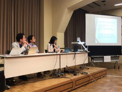 学会発表 Mechademia国際学会 in 京都国際マンガミュージアム